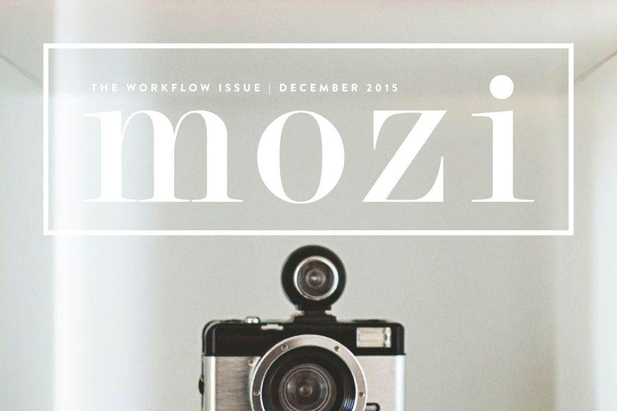 Published in Mozi Magazine!