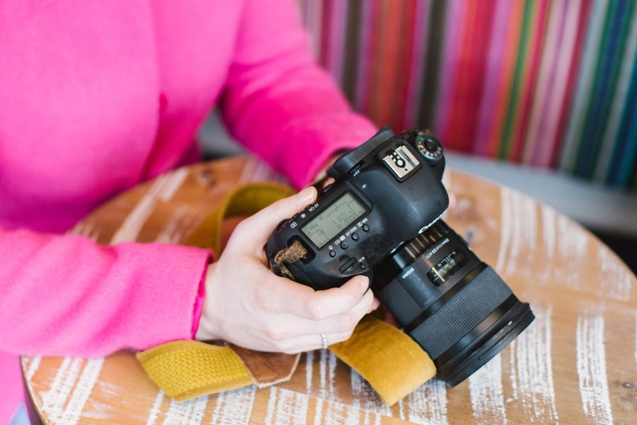What's In My Bag?   A Family Photographer's Camera Equipment