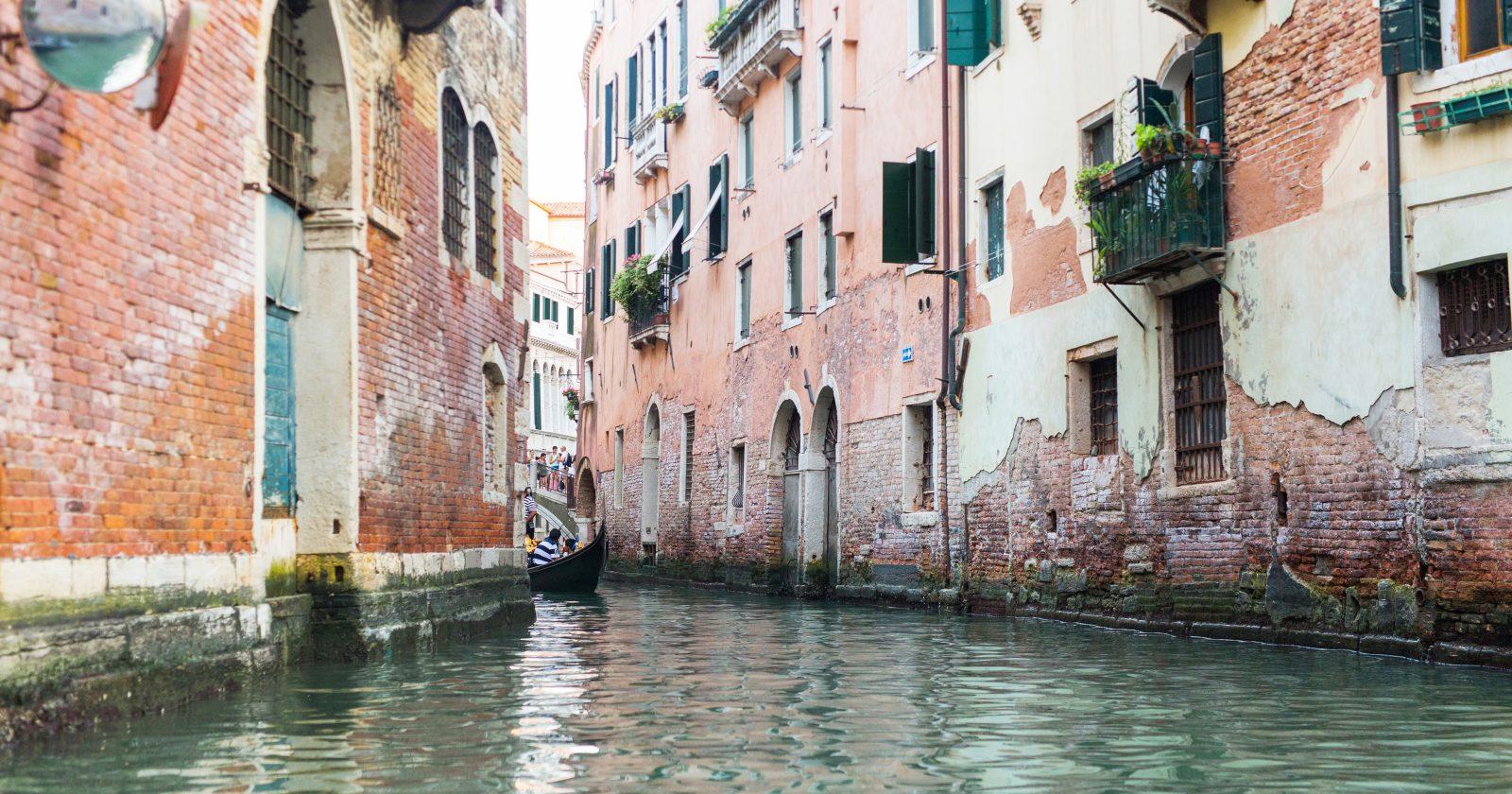 Our Italian Honeymoon: Part 4 {Venice & Burano}