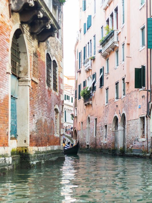 Our Italian Honeymoon: Part 4 {Venice & Burano}