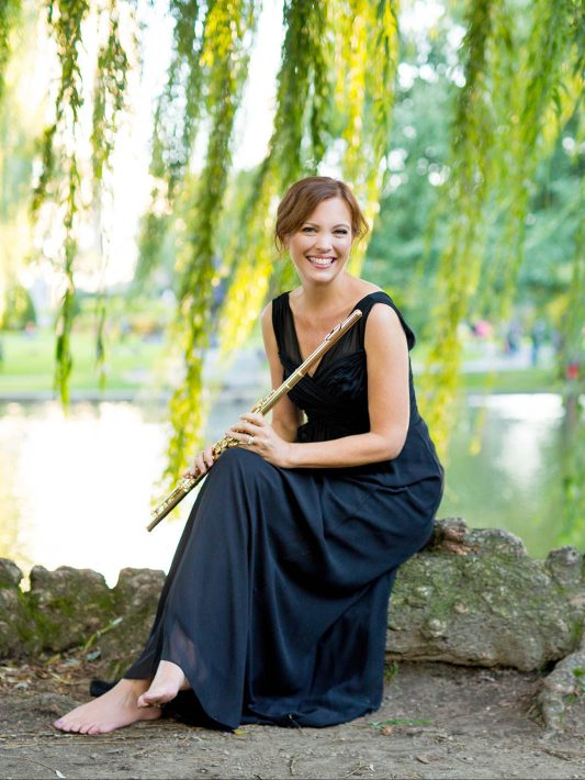 Nancy Stagnitta, Flute | Boston Portrait Photographer