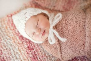 Meet Miss Mabel | Boston In-Home Newborn Pictures