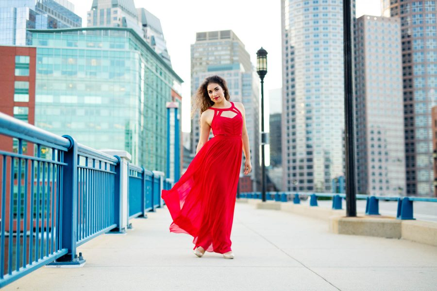 Sophia Burgos, Soprano | Boston Promo Photographer