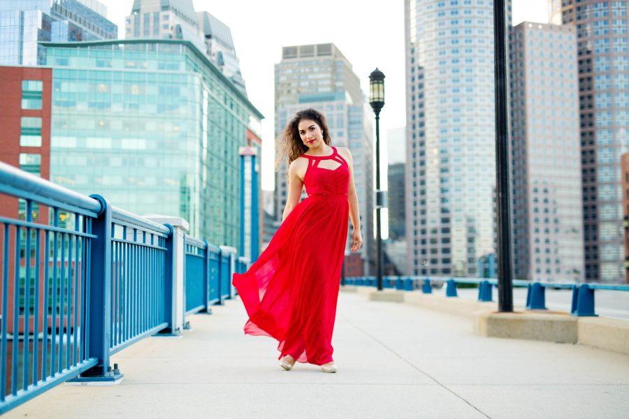 Sophia Burgos, Soprano   Boston Promo Photographer