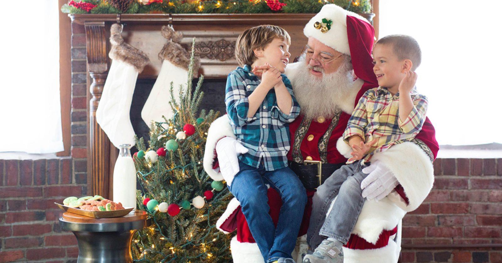 Santa's Visit to KLP!