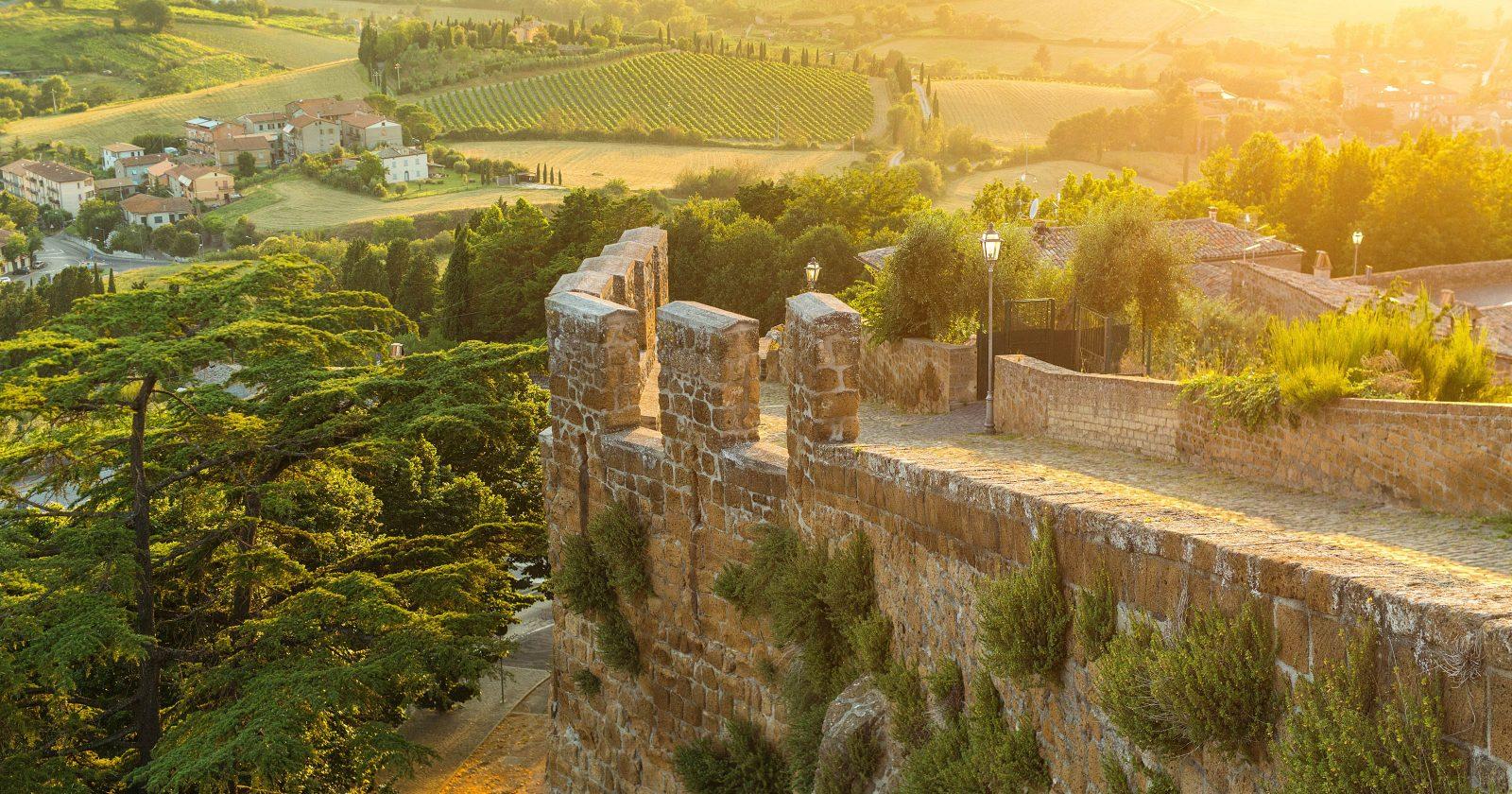 Our Italian Honeymoon: Orvieto, Florence, & Cinque Terre