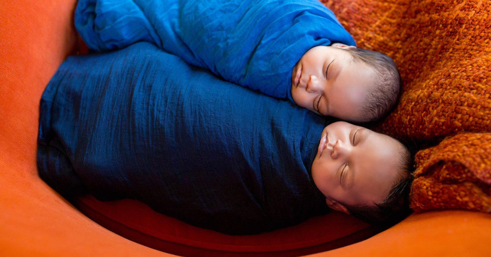 Newborn Twins!