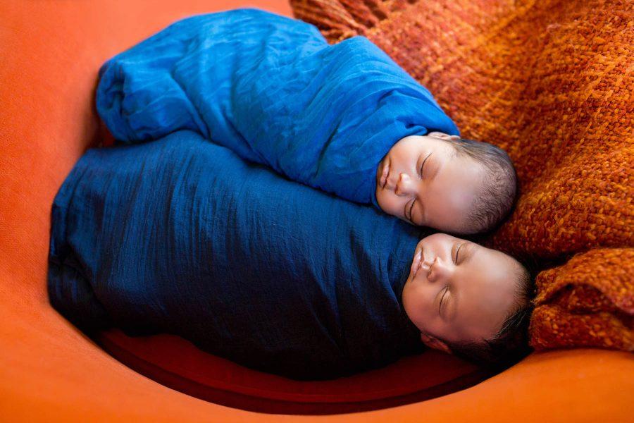 Boston Newborn Twins Photographer