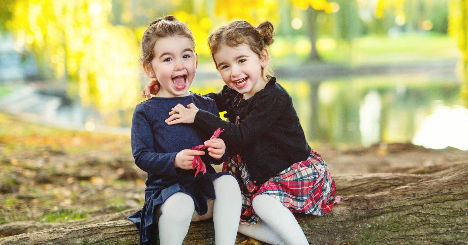 Family Photos at the Boston Public Garden!