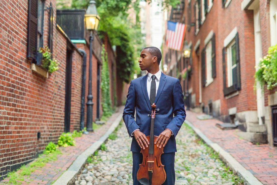 Jason Amos, Viola | Classical Musician Headshots