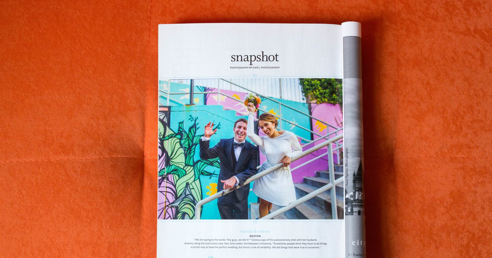 Published by The Knot