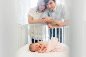 Poppy, 11 Days | Boston Lifestyle Newborn Photos