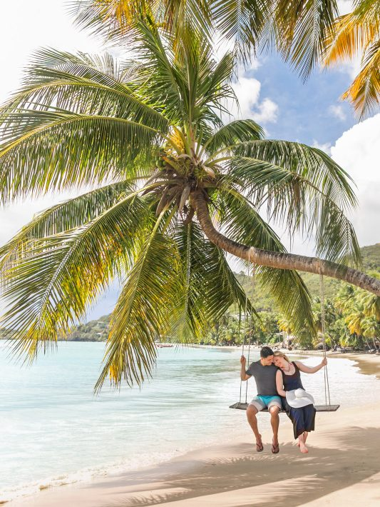 Our Second Anniversary Trip to St. Lucia