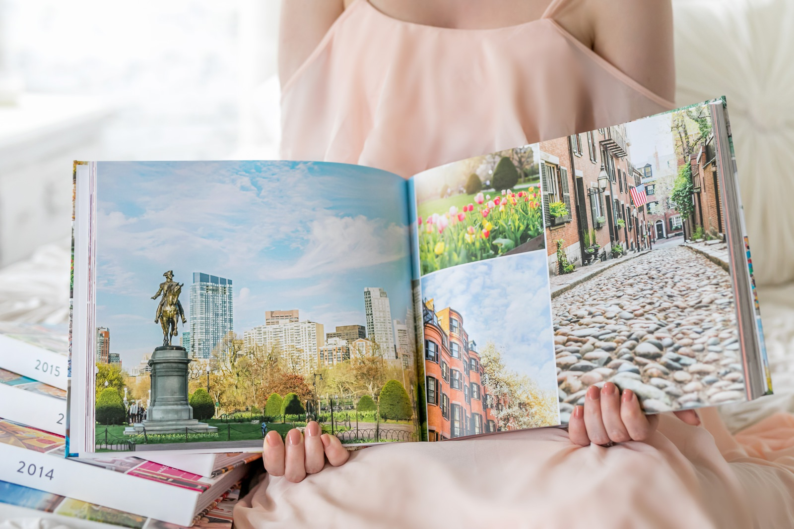 Blurb Photo Book Review: Our Annual Yearbooks - Boston