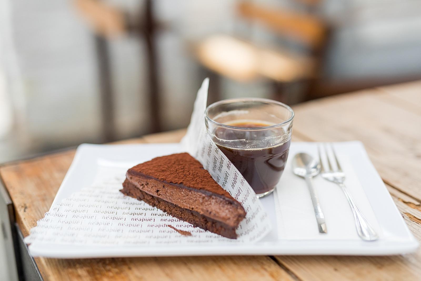 Landeau Chocolate, Lisbon