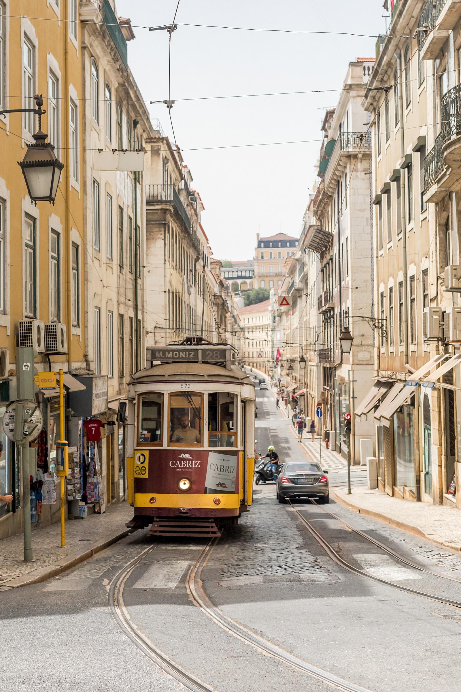 28 Tram, Lisbon