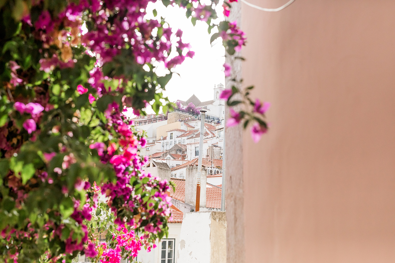 Alfama Neighborhood, Lisbon