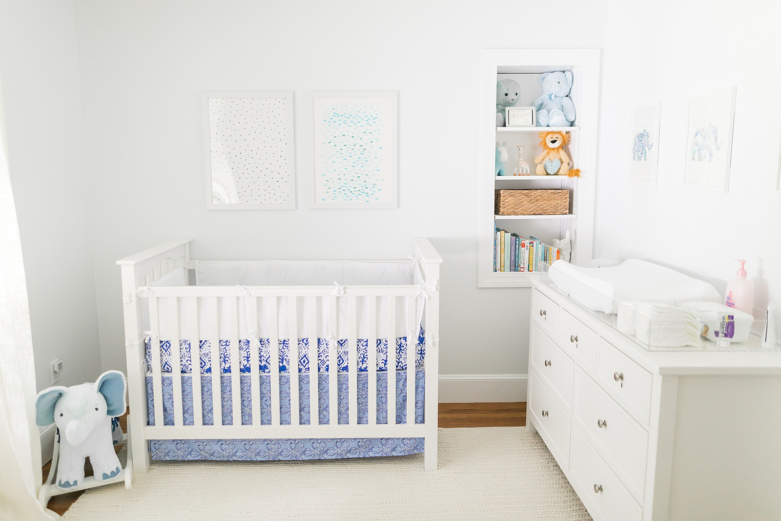 baby boy nursery boston