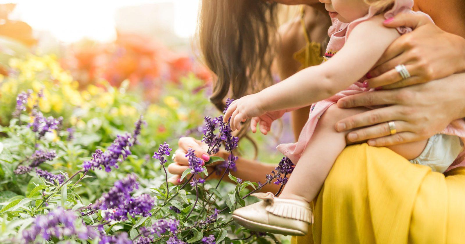 Daisy | Boston Public Garden Family Photos