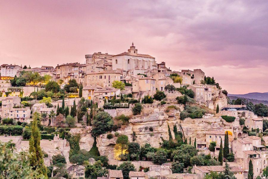 Provence, France: Part 2 [aix, gordes, lacoste, marseille, & bastide de marie]