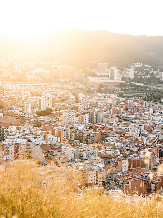 Barcelona: Part One