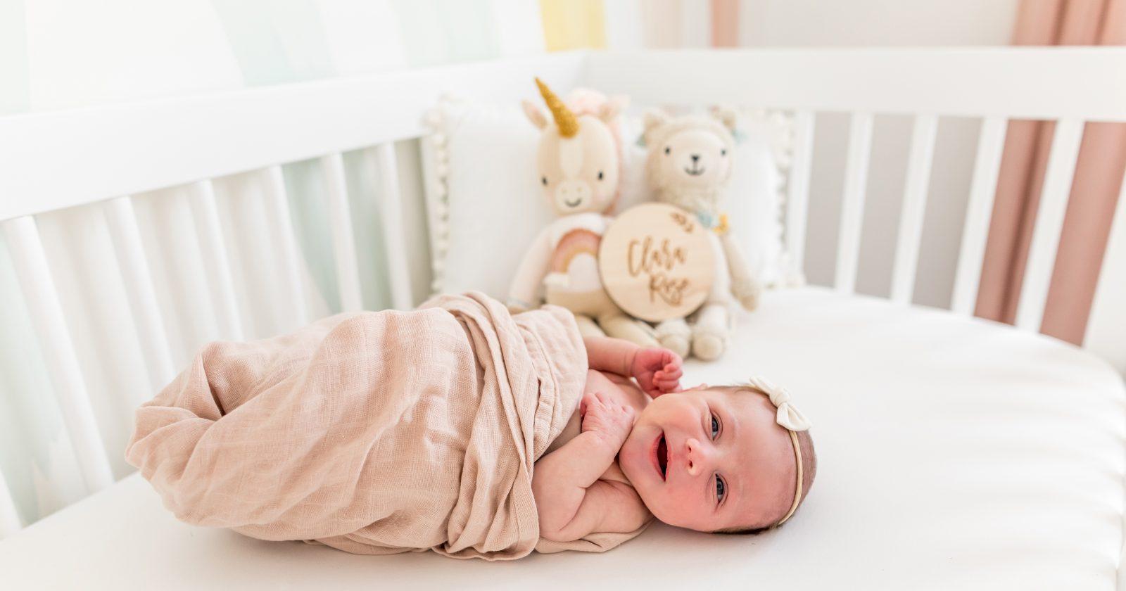 Clara's First Month