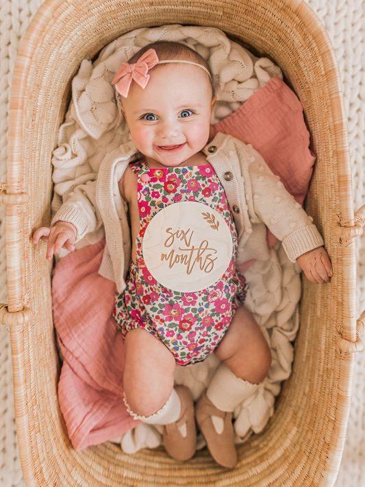 Clara's Sixth Month Baby Update