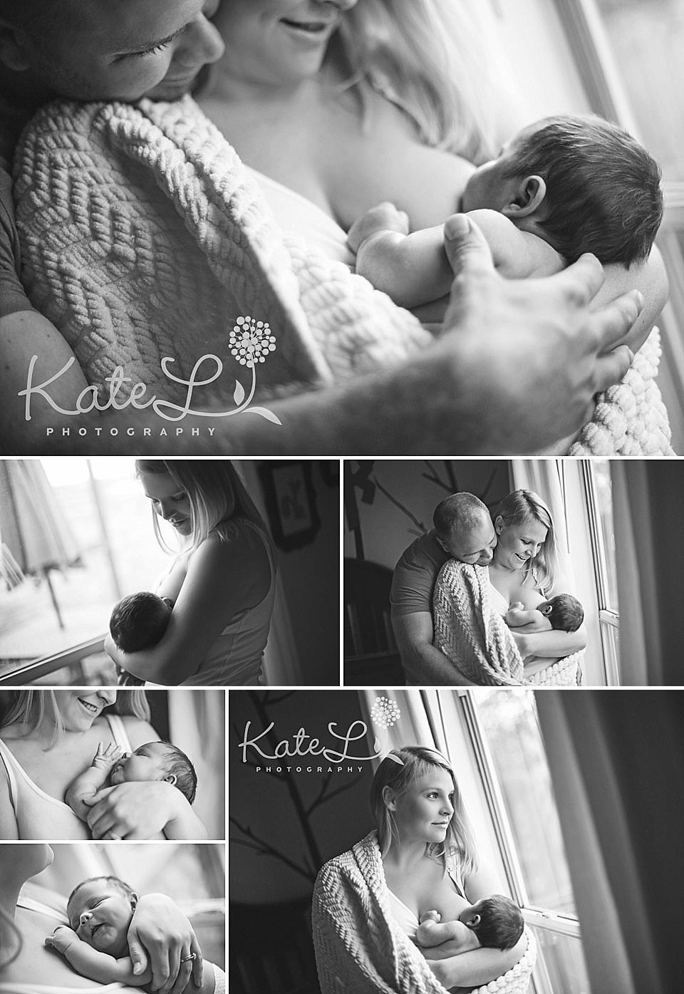 breastfeeding mother