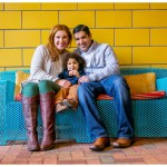 Colorful lifestyle images of a family captured in Boston, MA. Lifestyle family photographer in Boston.