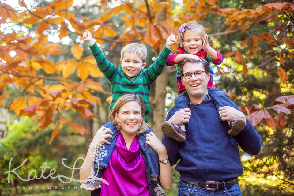 colorful, casual family photos in Boston!