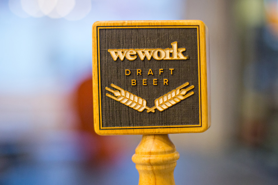 WeWork Fort Point in Boston, MA