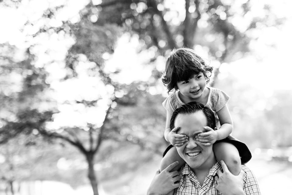 Documentary family photos taken in Boston, MA.