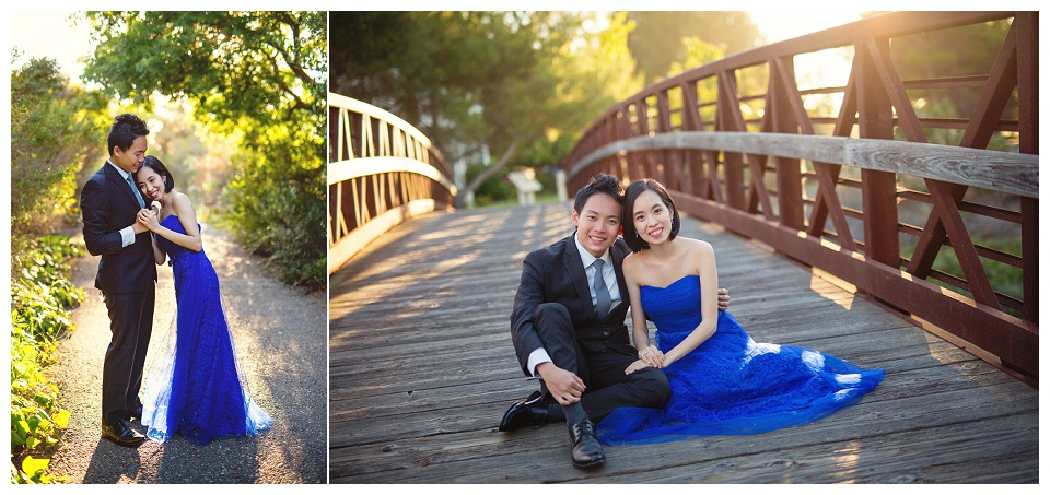 Boston photographer captures engagement portraits for Christina Zhou and Darren