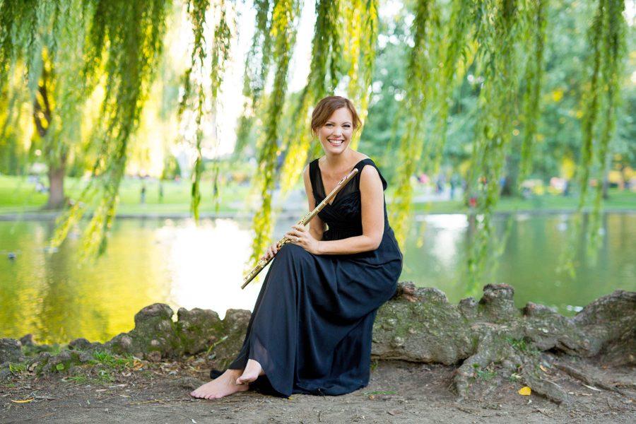Nancy Stagnitta, Flute | Boston Portrait Photographer