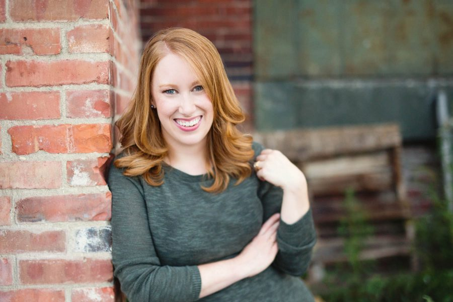 Elise Groves, Soprano | Boston Headshots