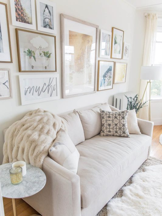 Summer Project: Our Tiny Apartment Revamp!