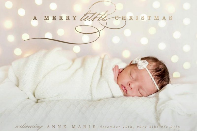 7 tips to help your holiday cards stand out!
