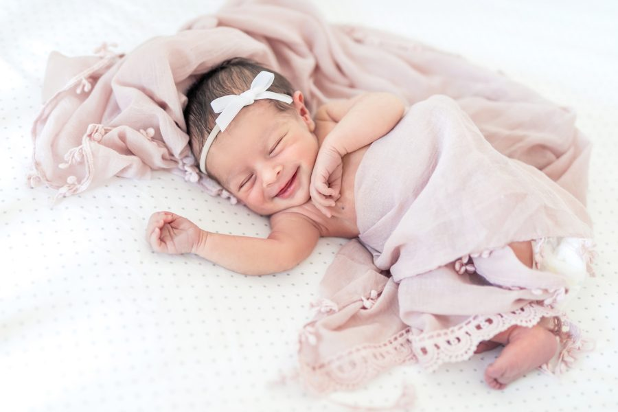 Welcome Everly! | Boston In-Home Newborn Photographer