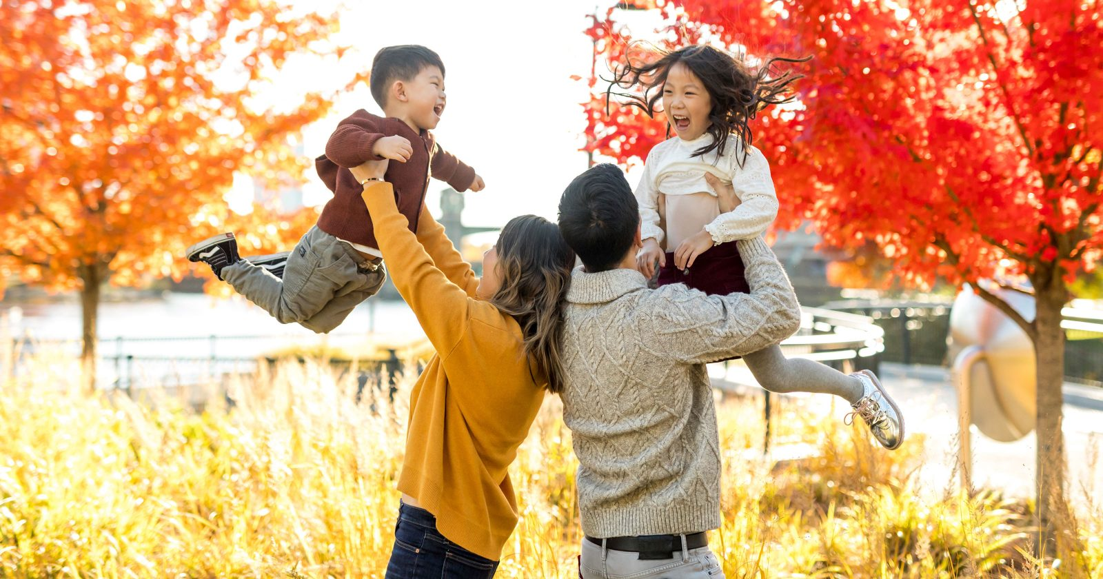 North Point Park Family Session